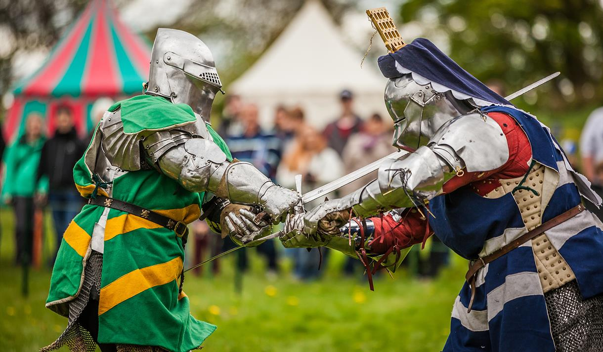 Medieval Myths and Legends Weekend at Bolsover Castle