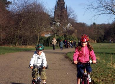 Clumber Park Cycle Route