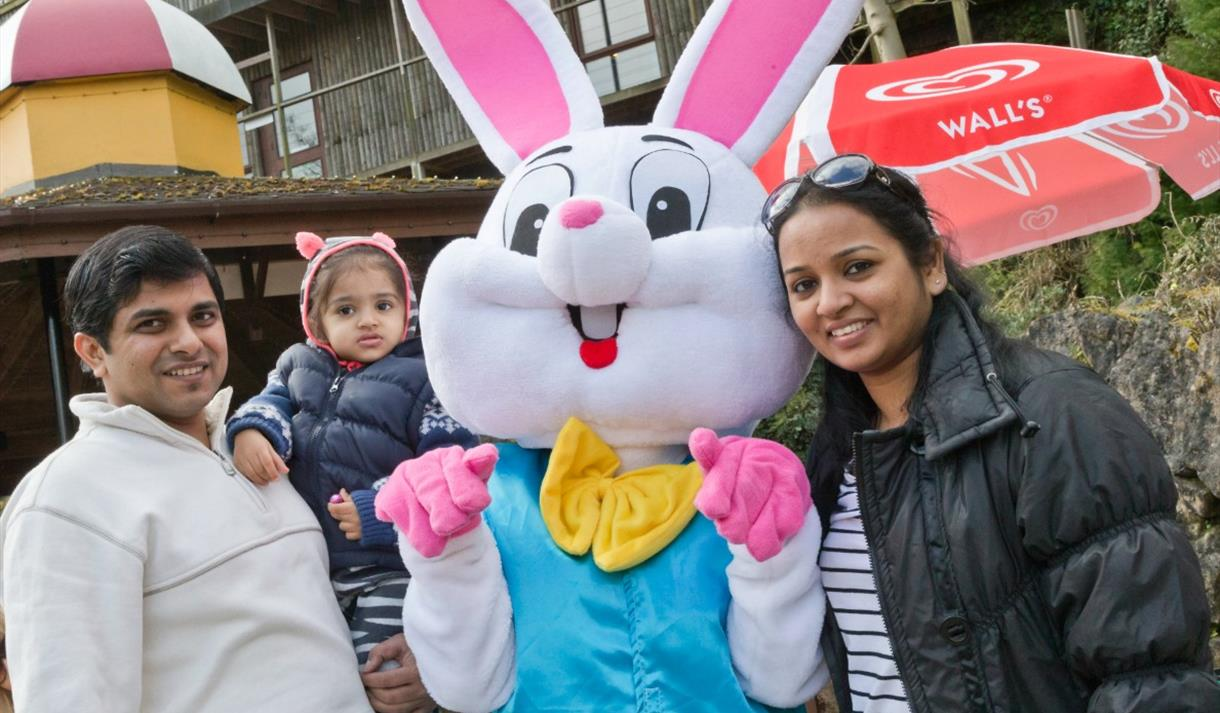 Easter Family Fun at Gullivers Kingdom