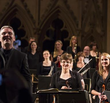 Nottingham Philharmonic Orchestra perform Wagner, Richard Strauss and Debussy