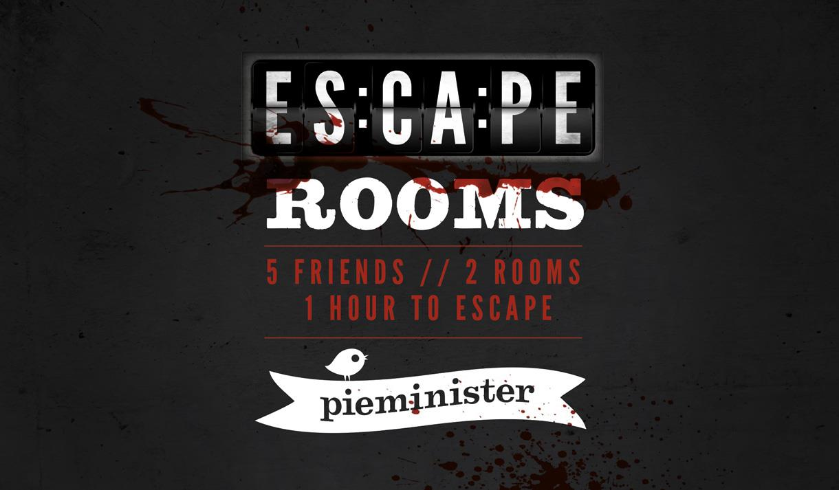 Pieminister Escape Rooms