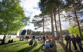 Forest Live Festival 2020 at Sherwood Pines