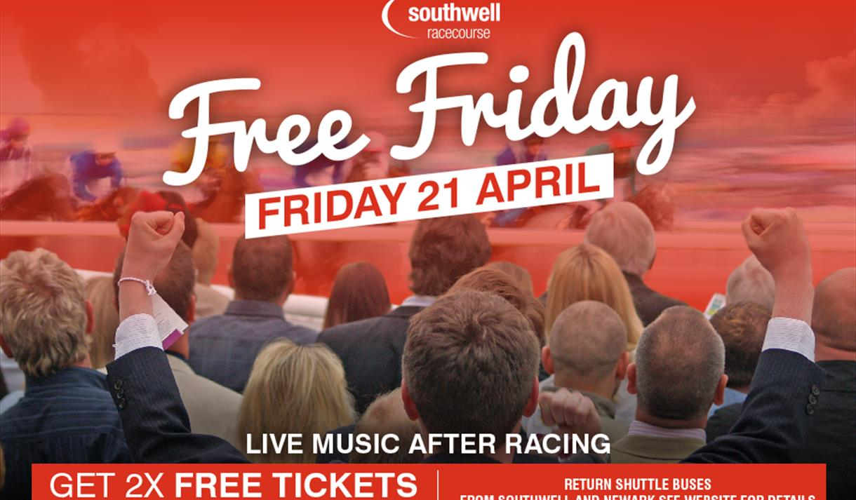 Free Friday at Southwell Racecourse