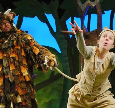 The Gruffalo - Live On Stage in Nottingham