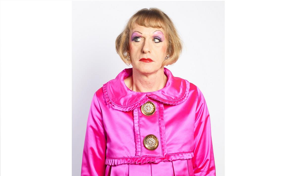 Grayson Perry at Theatre Royal Nottingham