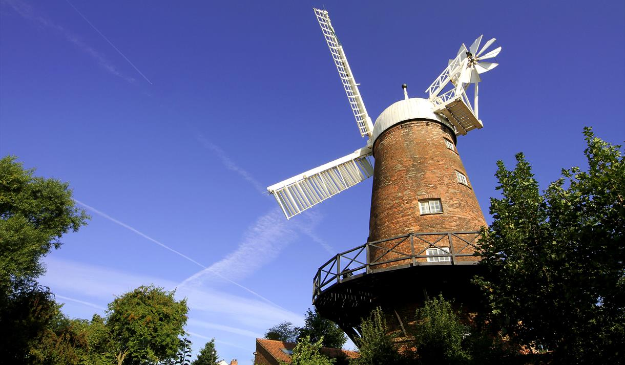 Greens Windmill | Visit Nottinghamshire