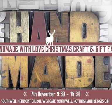 Handmade With Love Christmas Craft & Gift Fair