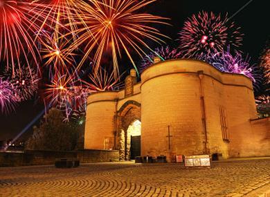 FREE New Year's Eve 2016 Celebrations at Nottingham Castle ...