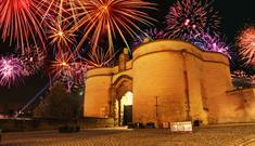 FREE New Year's Eve 2016 Celebrations at Nottingham Castle