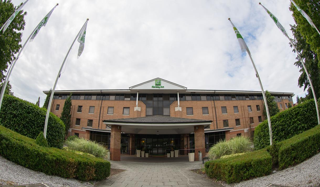 Holiday Inn Nottingham Castle Marina