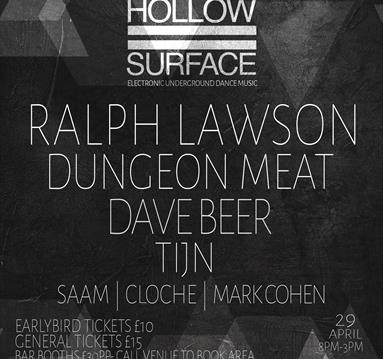 Back to Basics present - Hollow Surface