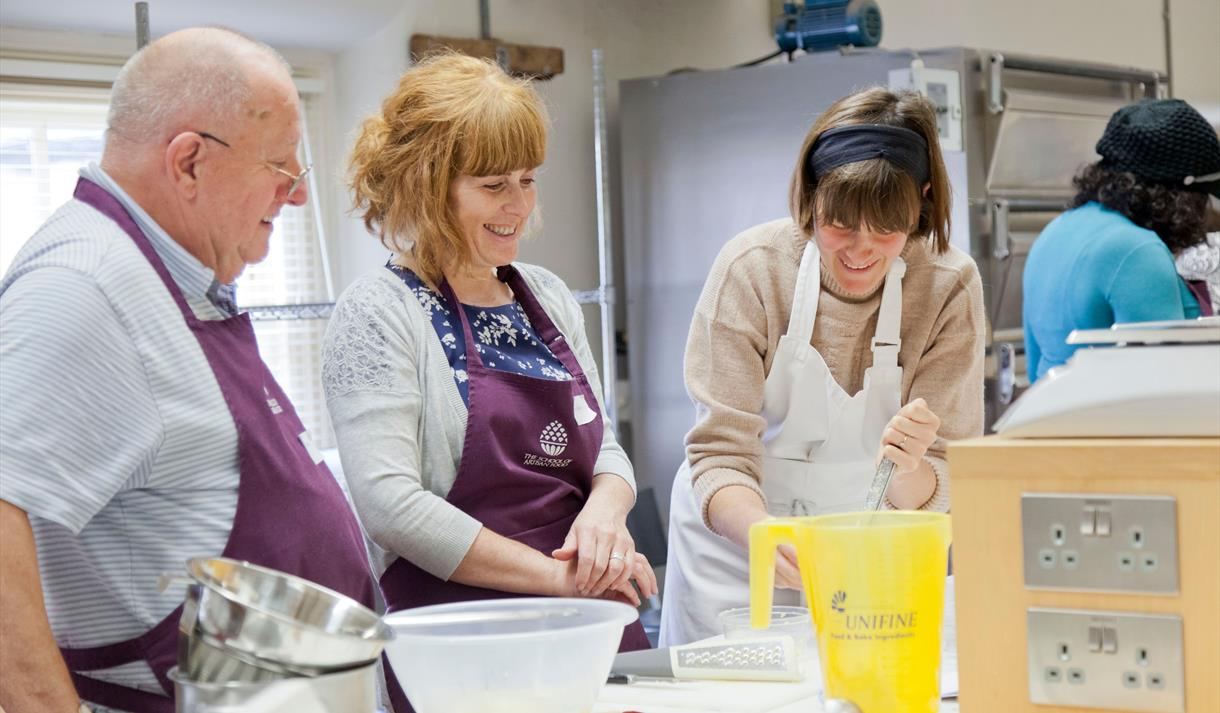 Introduction to Ice Cream Making at the School of Artisan Food