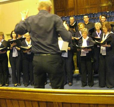 Come and Sing the Dream of Gilbert and Sullivan with the In Accord Chamber Choir
