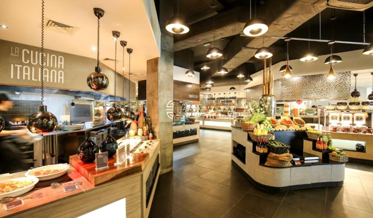 Cosmo nottingham authentic world kitchen
