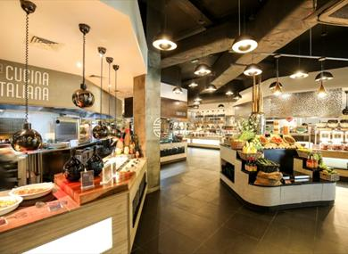 COSMO Nottingham – Authentic World Kitchen