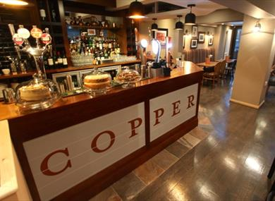 Copper Cafe Bar, Mapperley