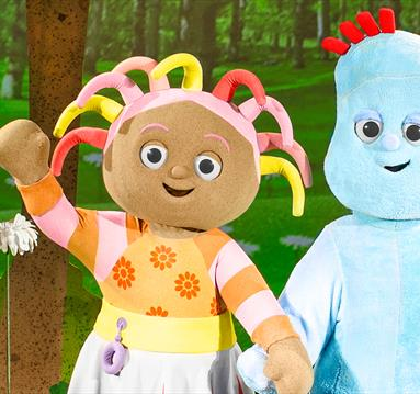 In The Night Garden Live | Visit Nottinghamshire