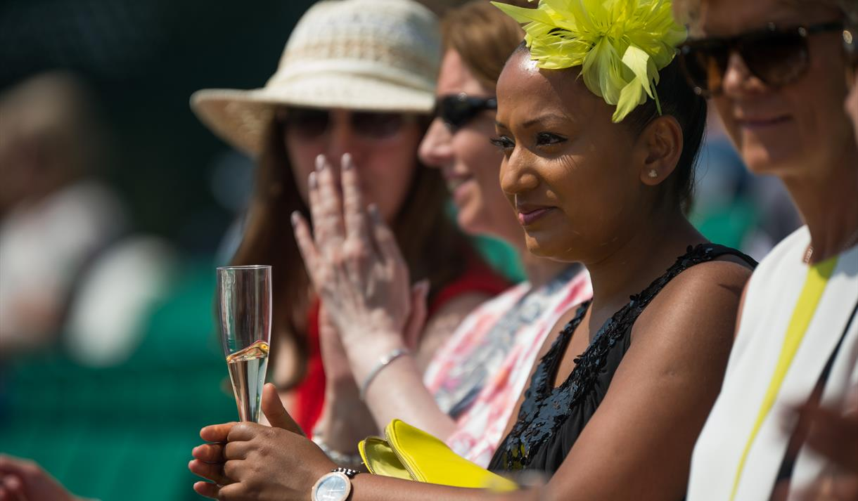 Ladies Day at the Nature Valley Open - Nottingham