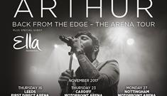James Arthur: Back From The Edge - The Arena Tour