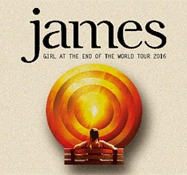 James - Girl at the End of the World Tour