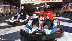 2016/2017 Junior Race Academy at Langar Karting & Quad Centre