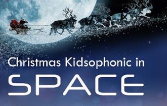 Christmas Kidsophonic in Space