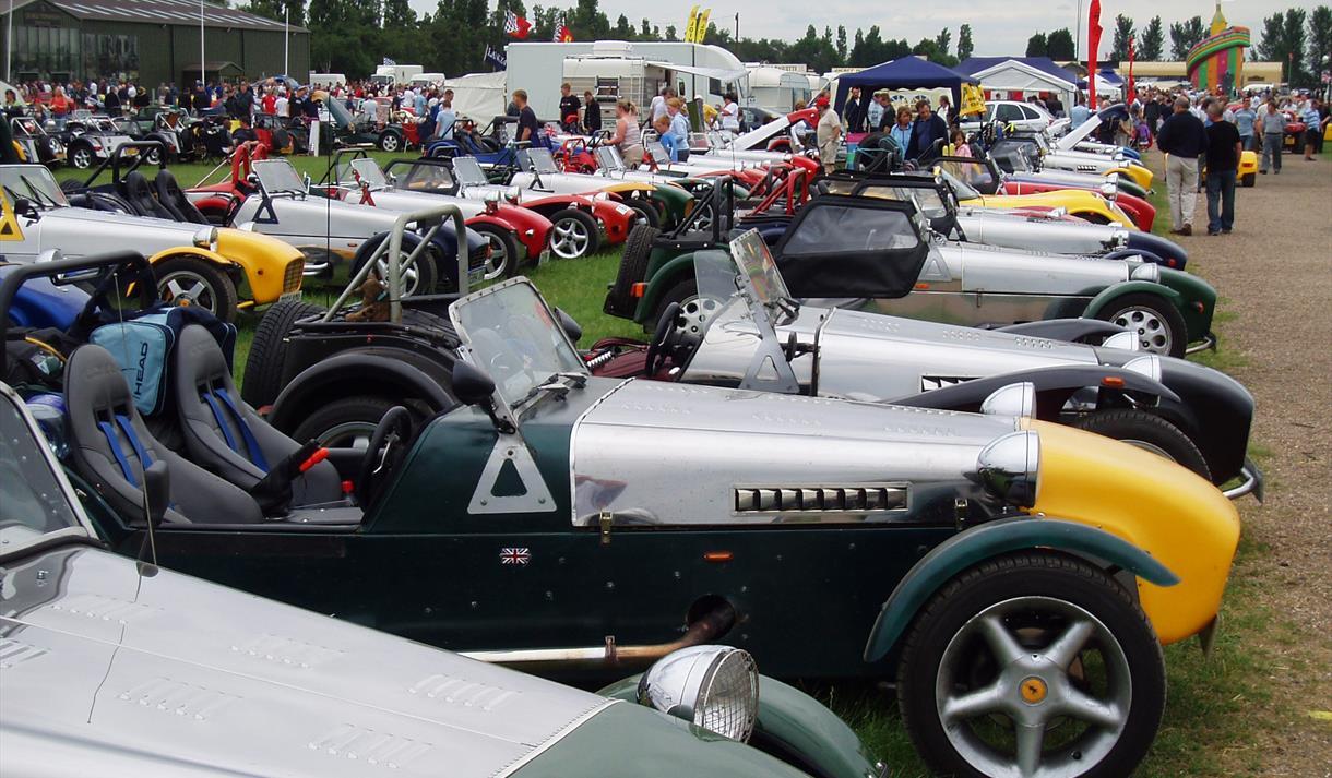 Classic Car Restoration Nottingham
