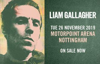 Liam Gallagher plus special guests Miles Kane