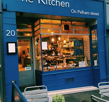 The Kitchen on Pelham Street, Nottingham