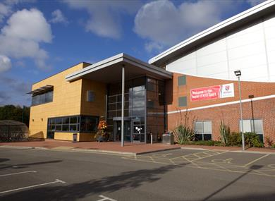 Nottingham Trent University Sports Centre
