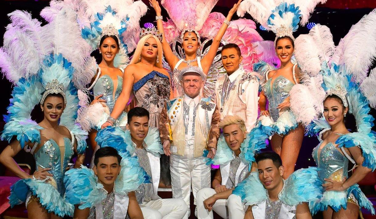 The Lady Boys of Bangkok 'The Greatest Showgirls Tour'