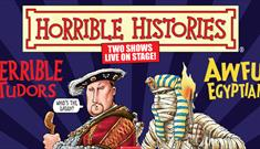 Horrible Histories: Terrible Tudors & Awful Egyptians