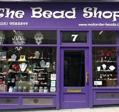 The Bead Shop Nottingham Ltd.