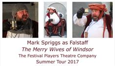 The Merry Wives of Windsor at Holme Pierrepont Hall
