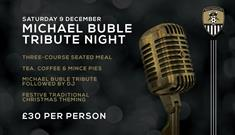 Michael Buble Tribute Night