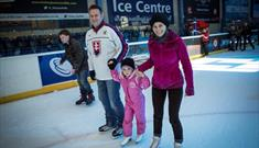 Mums Skate for FREE at the National Ice Centre