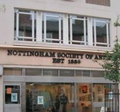 Nottingham Society of Artists Gallery