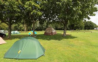 National Water Sports Centre - Camping & Caravan Site in Nottingham