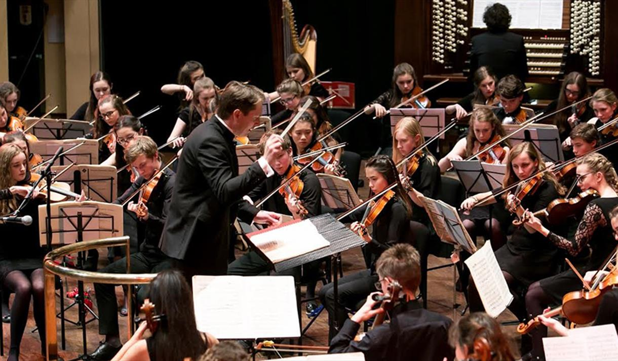 Nottingham Youth Orchestra: Russian Gala