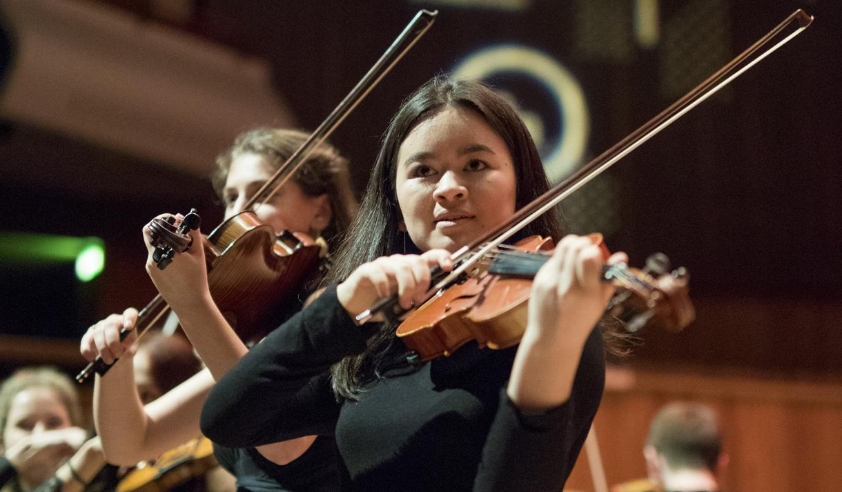 National Youth Orchestra | Visit Nottinghamshire