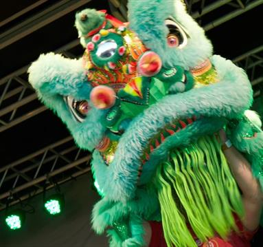 Chinese New Year Family Celebration at Arnot Hill Park