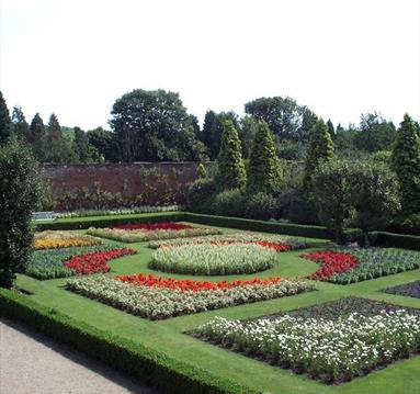 Newstead Abbey Gardens | Visit nottinghamshire
