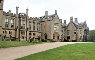 Virtual Tour of Newstead Abbey - Presented by Rehannah Mian