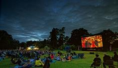 Summer Nights Outdoor Film Screenings at Clumber Park