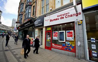 No 1 Currency Exchange Nottingham
