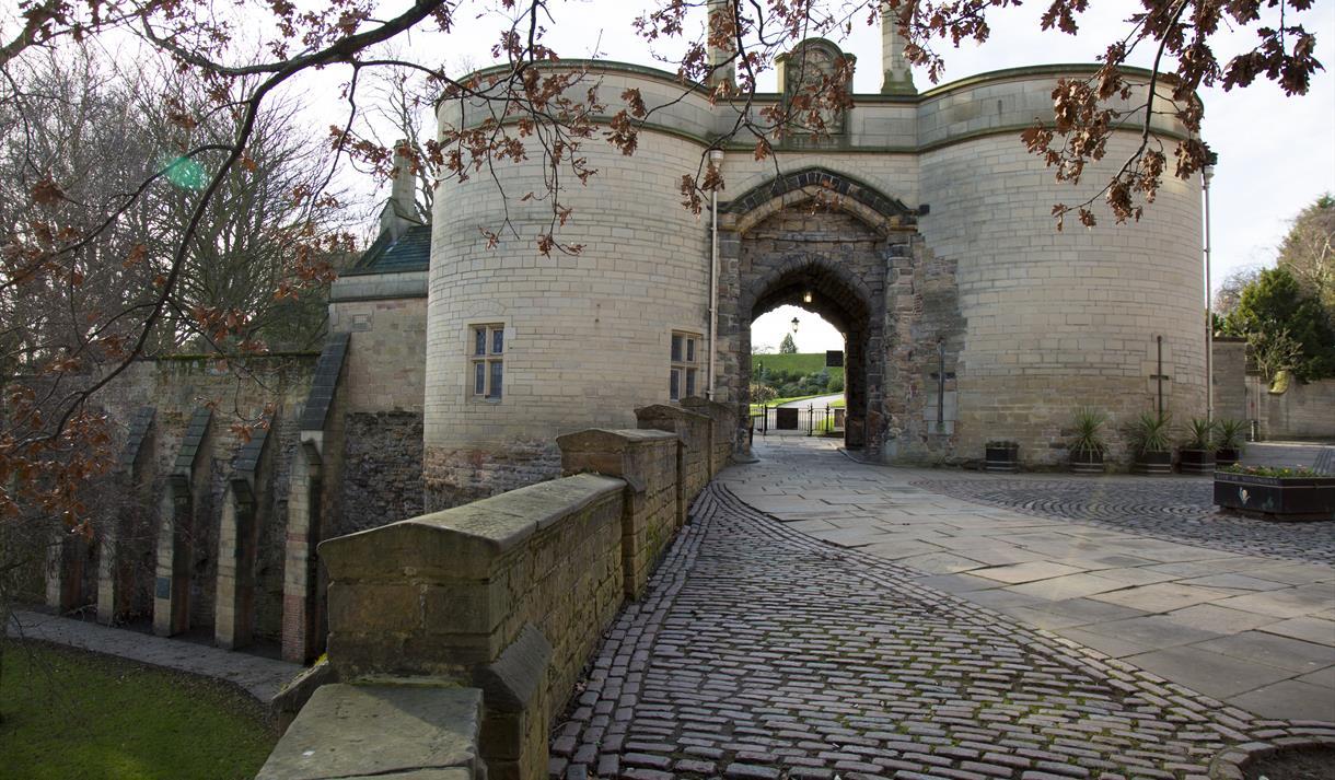 kids dungeon tours at nottingham castle visit. Black Bedroom Furniture Sets. Home Design Ideas