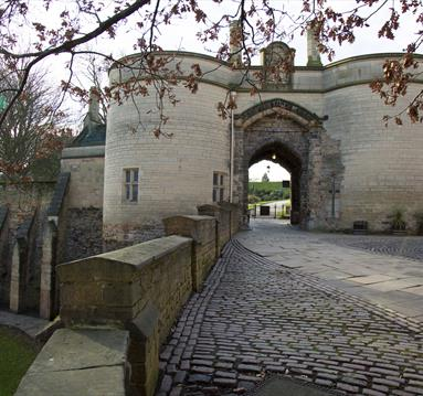 Kids Dungeon Tours at Nottingham Castle