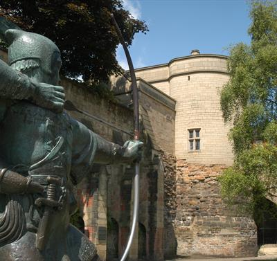 Heritage Hunters with Nottingham Castle