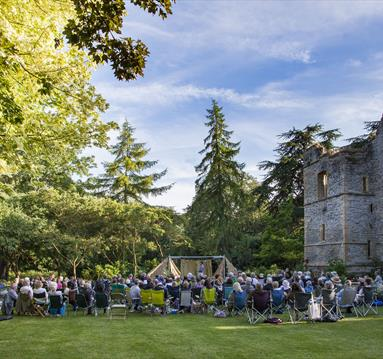 Pride and Prejudice at Southwell Minster | Visit Nottinghamshire