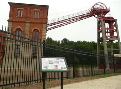 Bestwood Winding Engine House